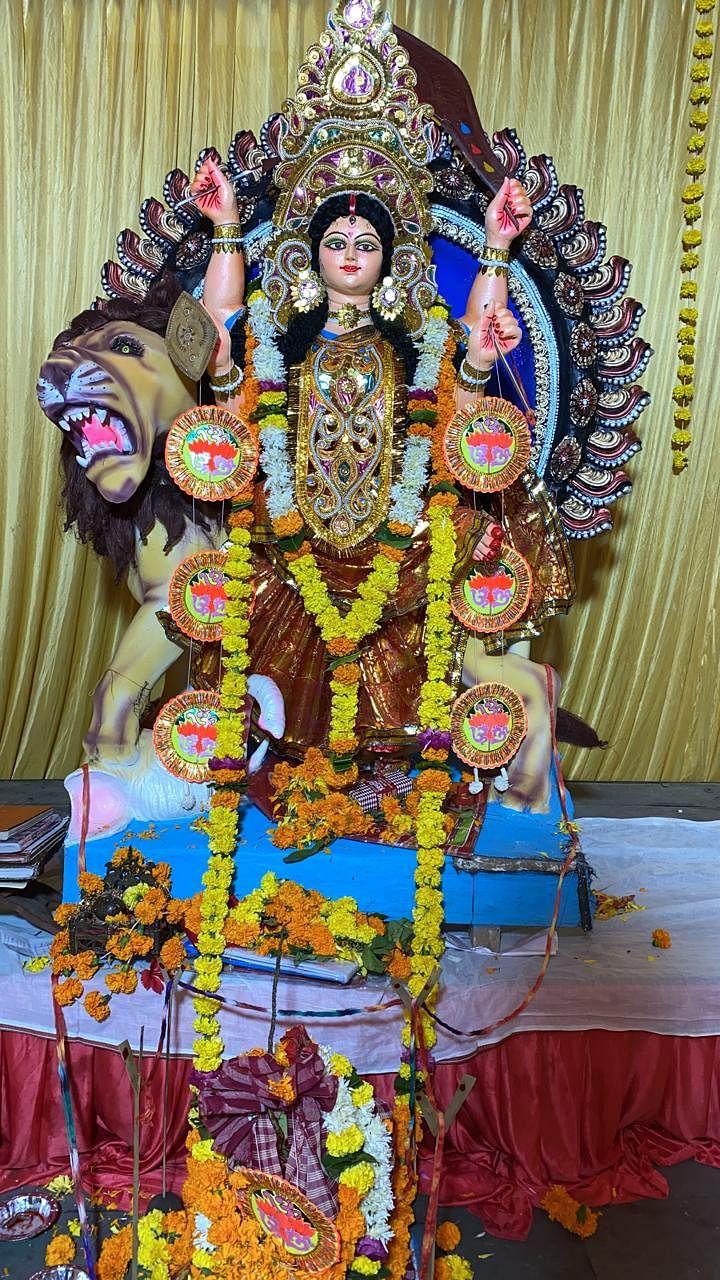 Indore: Bengalis celebrate Jagadhatri pujo