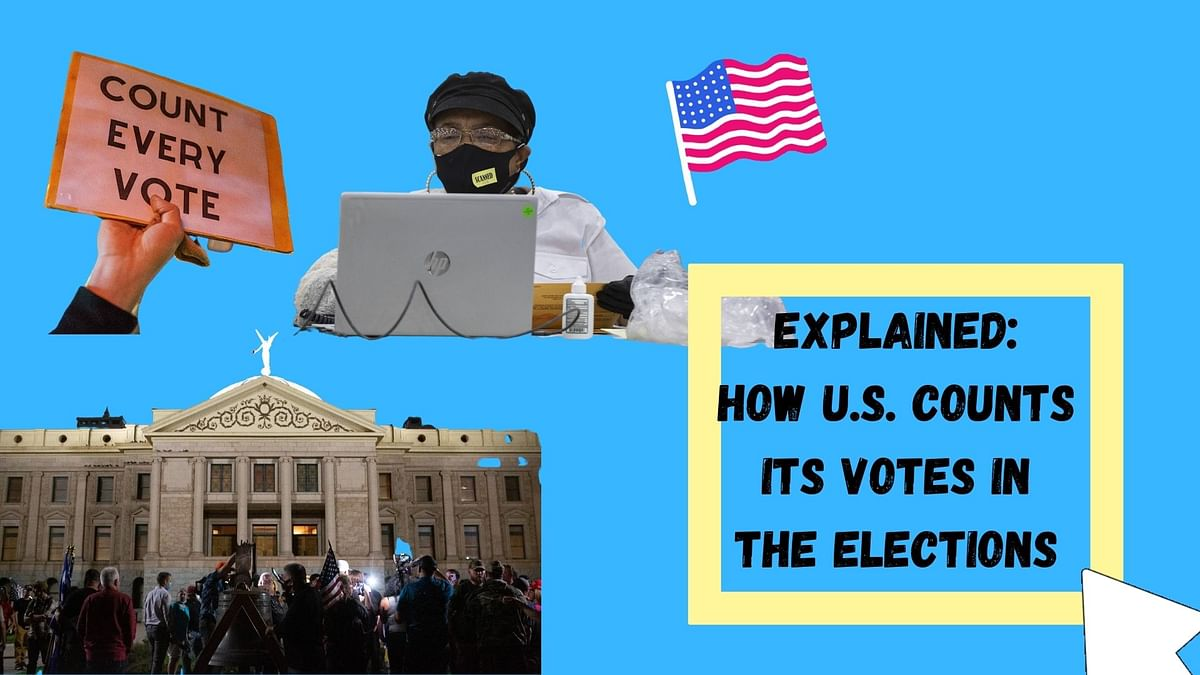 Explained: How the US counts its votes in the presidential election