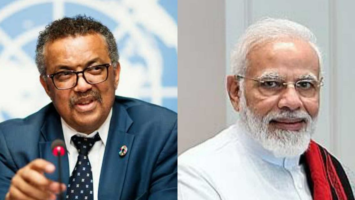 Coronavirus: WHO chief Tedros thanks PM Modi for strong commitment to COVID-19 vaccine
