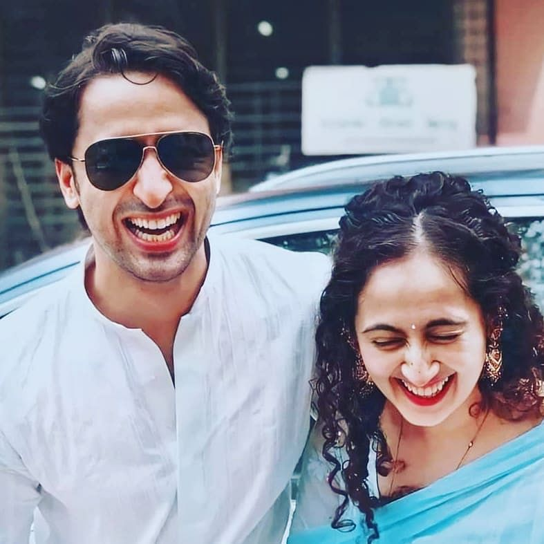 Shaheer Sheikh ties the knot with Ruchikaa Kapoor just two days after announcing their engagement