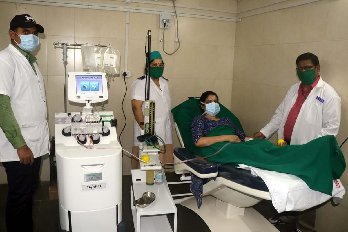Thane Municipal Corporation urges recovered Covid-19 patients to donate blood plasma