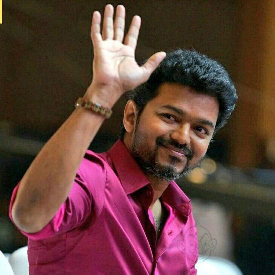 Actor Vijay says 'no connection with father's political party'