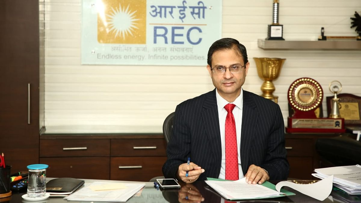 Sanjay Malhotra, IAS assumes charge of Chairman & Managing Director at REC Ltd