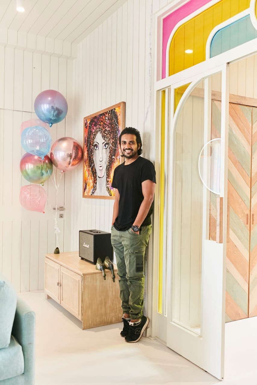 Meet Rupin Suchak, celebrity interior designer who's turned Sonakshi Sinha's house into a 'dreamy den'