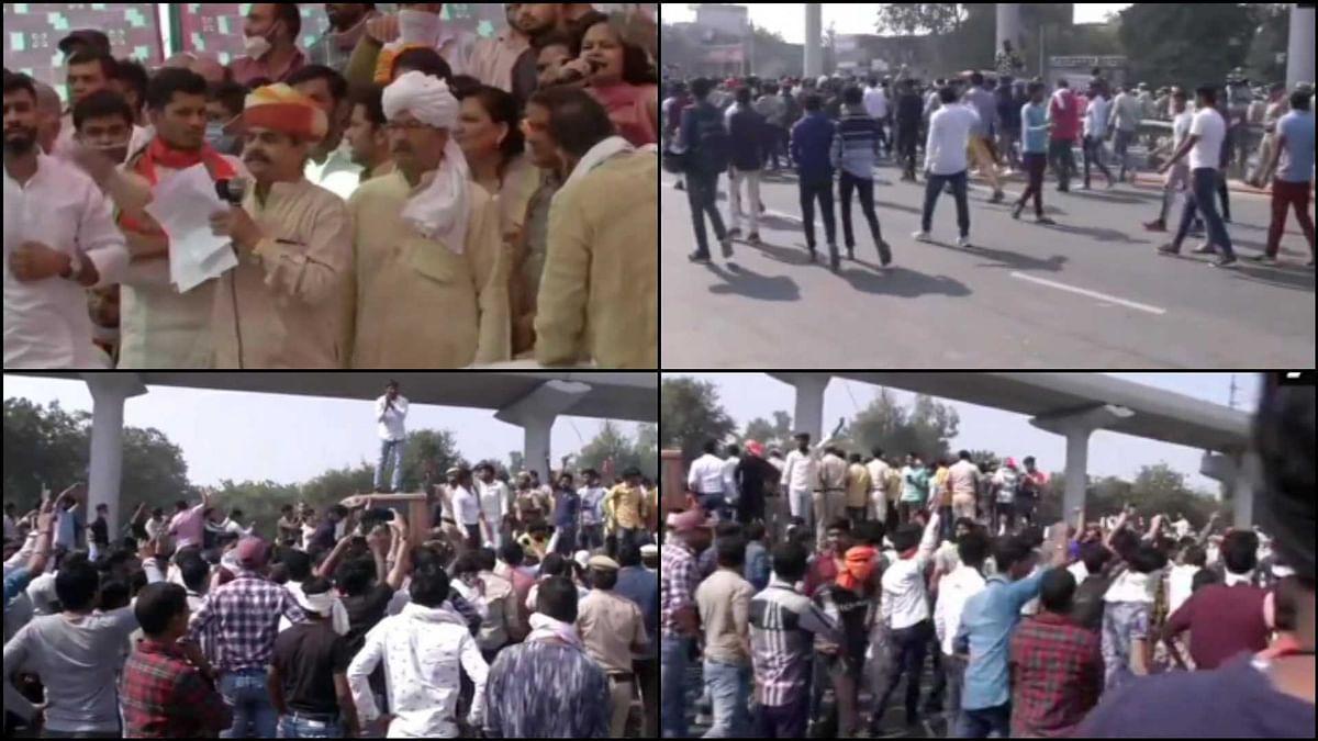 Haryana: 'Mahapanchayat' held over Ballabgarh murder; police detains miscreants for blocking NH 2