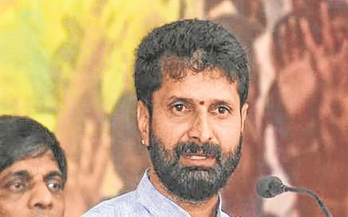 CT Ravi has been appointed as the in-charge of Maharashtra