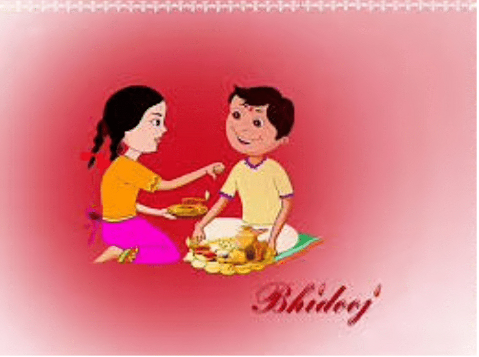 Bhaiya Dooj 2020: Wish your brother with these beautiful WhatsApp, Facebook messages and images
