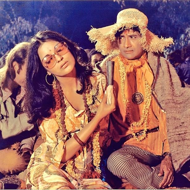 Zeenat Aman birthday special: The actor who took on daringly different roles