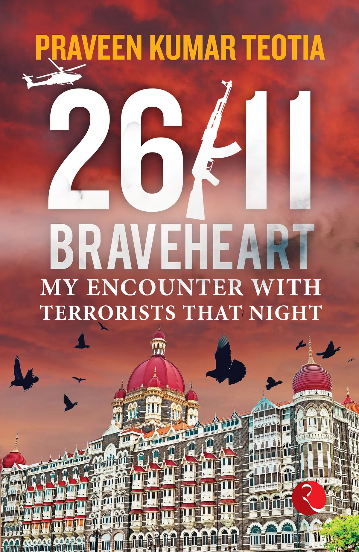 Ex-marine commando Praveen Kumar Teotia recalls night of 26/11 Mumbai terror attacks