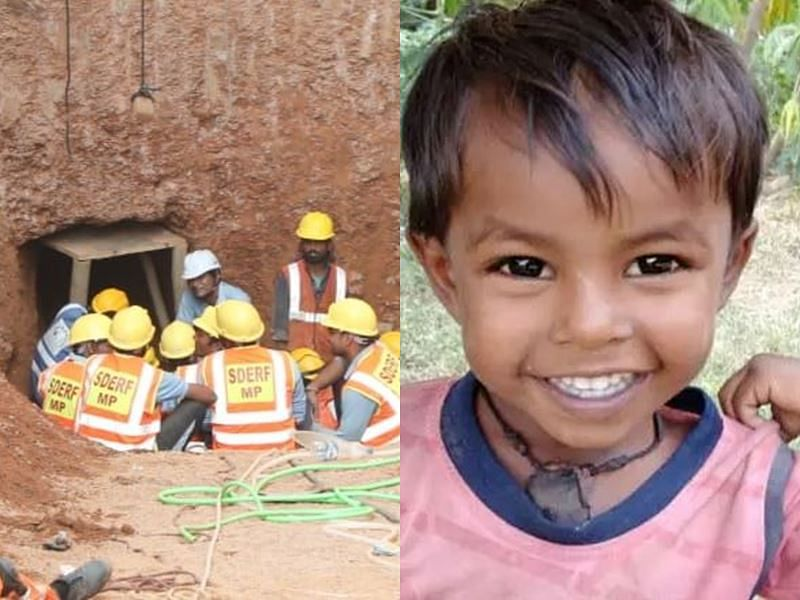 Niwari borewell incident: 5-yr old Prahlad losses battle for life, CM Shivraj announces ex gratia of Rs 5 lakh