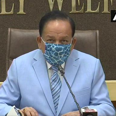 'We are in end game of COVID-19 pandemic': Union health minister Harsh Vardhan