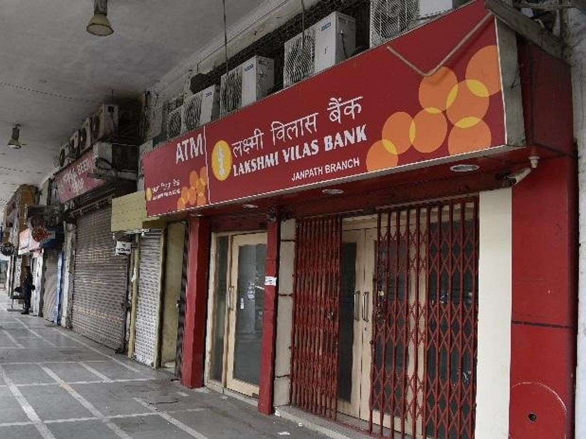 Lakshmi Vilas Bank under moratorium till Dec 16; withdrawals capped at Rs 25,000