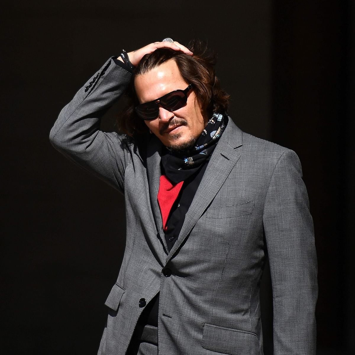 Johnny Depp loses libel case against UK tabloid over 'wife beater' article