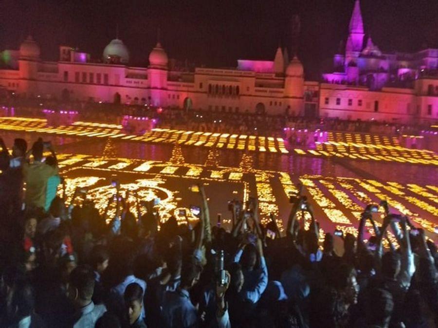 Ayodhya gearing up for fourth Deepotsav celebrations