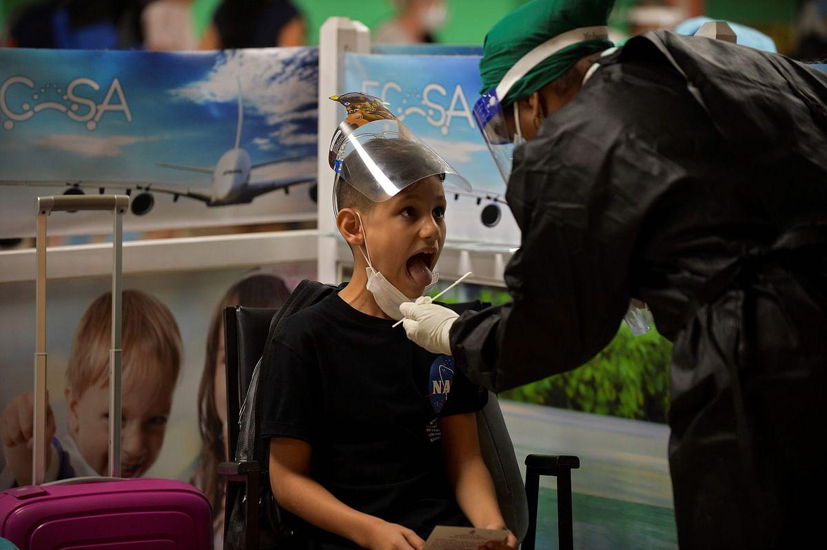 Till date, over 1 million US kids have tested positive for coronavirus