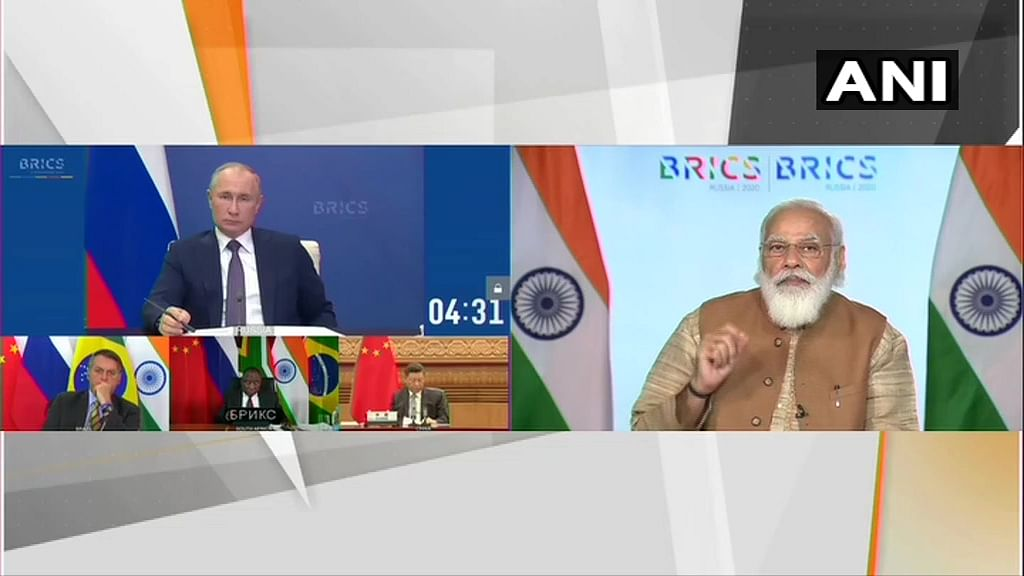 'Terrorism is the biggest problem in the world today': Highlights of PM Modi's 12th BRICS summit speech