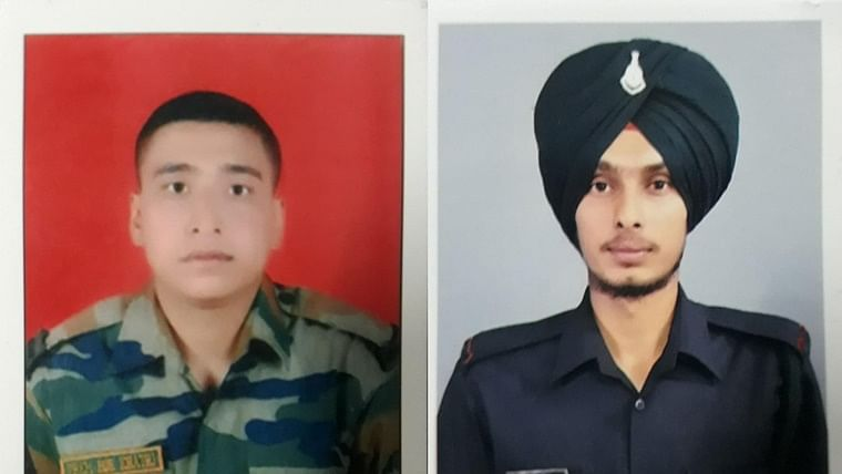 Two Indian Army jawans killed in ceasefire violation by Pakistan in J&K's Rajouri