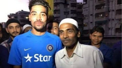 Mohammed Siraj declines BCCI offer to fly back home after father's death