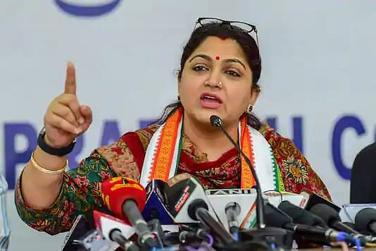 'Nothing will stop me': Khushbu Sundar says 'container rammed into me'; driver being questioned to 'rule out' foul play