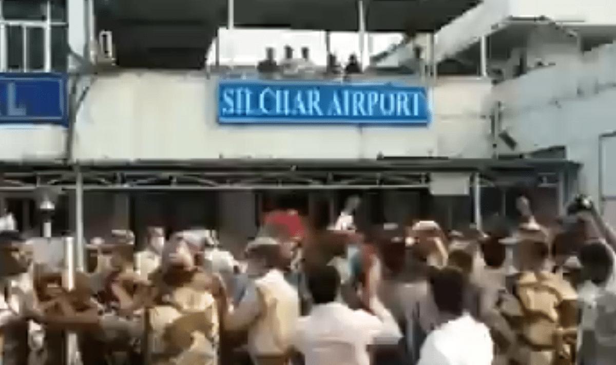 BJP alleges 'Pakistan zindabad' slogans raised in Assam; AIUDF refutes it as 'misinformation'