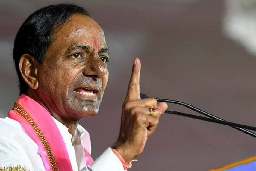 Telangana CM KCR calls for formation of anti-BJP front