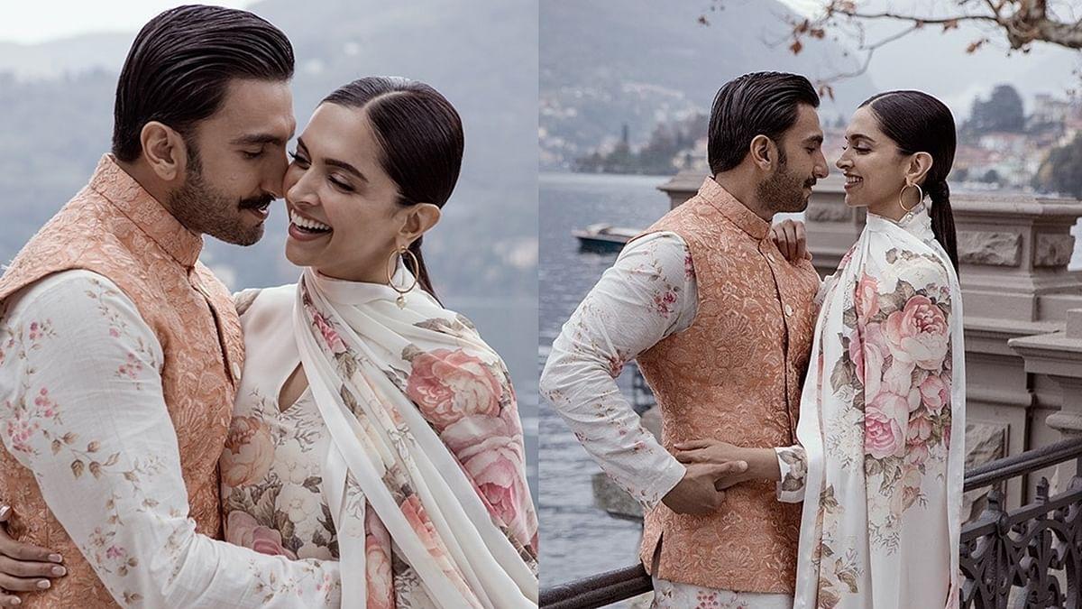 Ranveer Singh marks second wedding anniversary with his 'gudia' Deepika Padukone