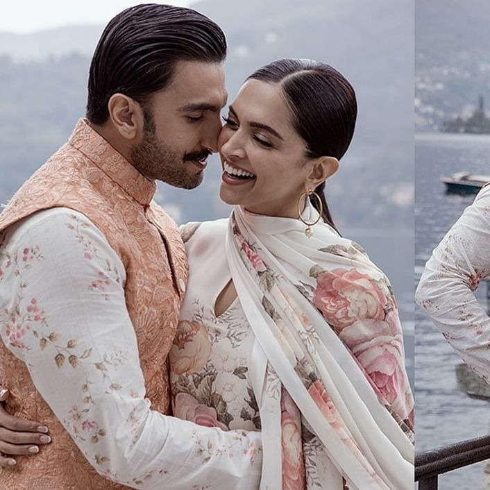 Ranveer Singh marks second wedding anniversary with his 'gudia' Deepika Padukone