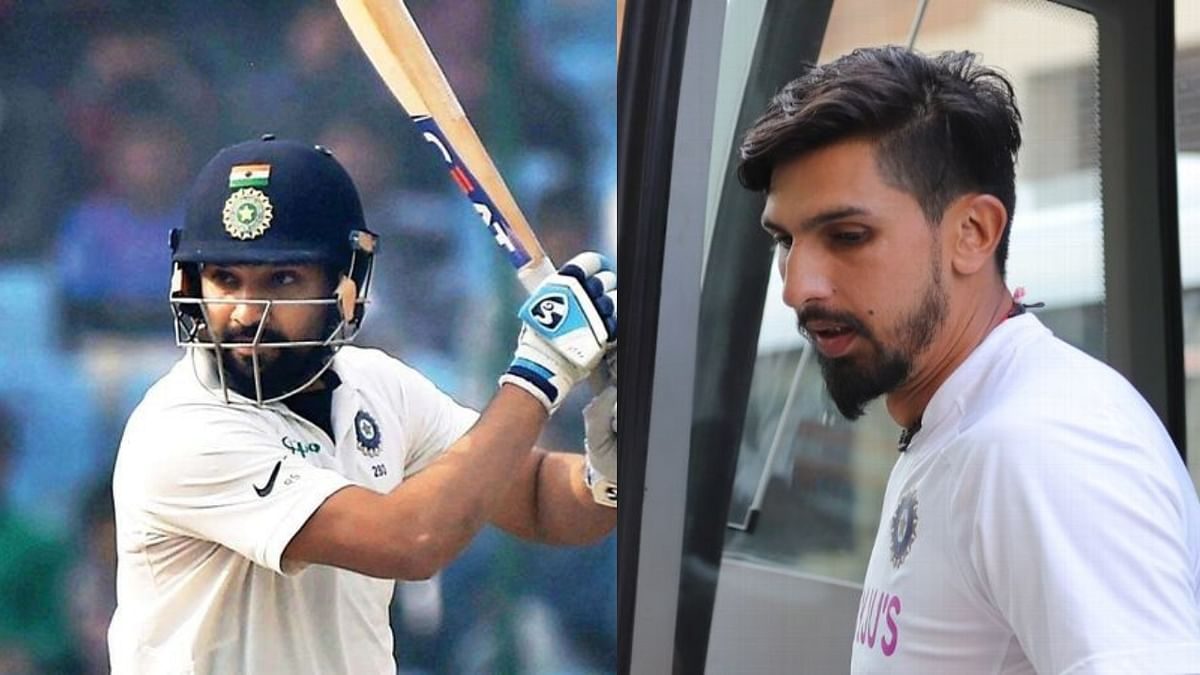 India already 'Down Under': Both Rohit and Ishant are out of first two tests