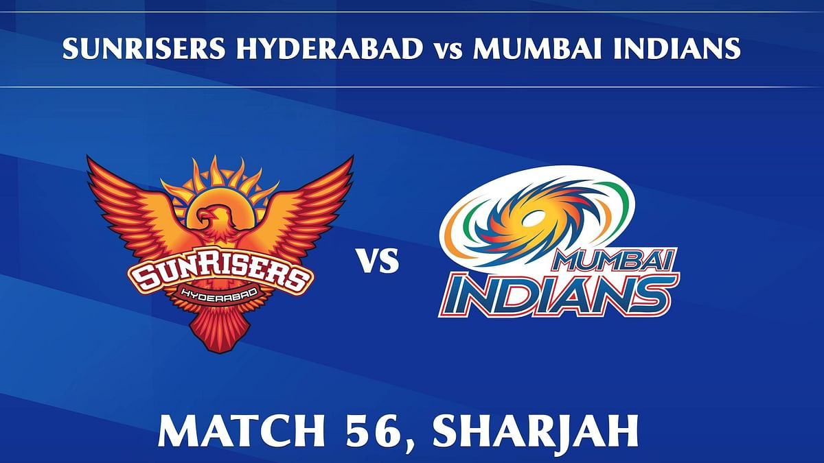 Sunrisers Hyderabad vs Mumbai Indians LIVE: Score, commentary for the 56th match of Dream11 IPL