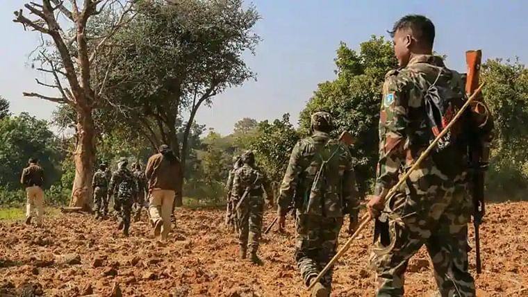 CRPF's CoBRA officer killed, 9 commandos injured in Naxal triggered IED blast in Chhattisgarh's Sukma