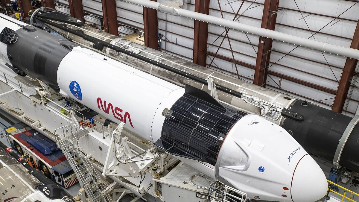 SpaceX-NASA astronaut launch delayed due to rocket recovery weather