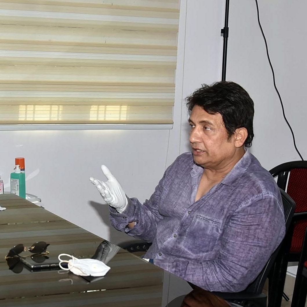 Shekhar Suman demands an apology from those who said he used Sushant's death to pursue politics