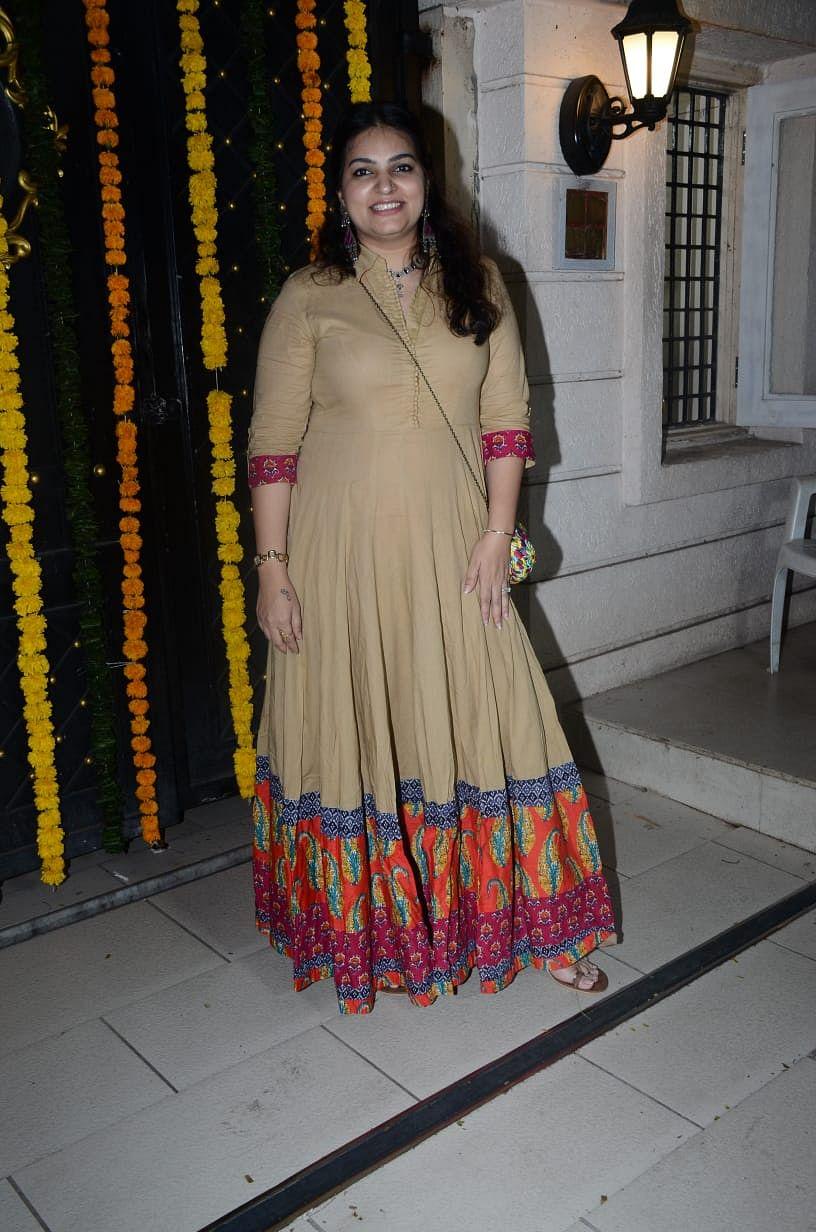 Corona who? Mouni Roy, Manish Malhotra, and others attend Ekta Kapoor's Diwali bash; see pics