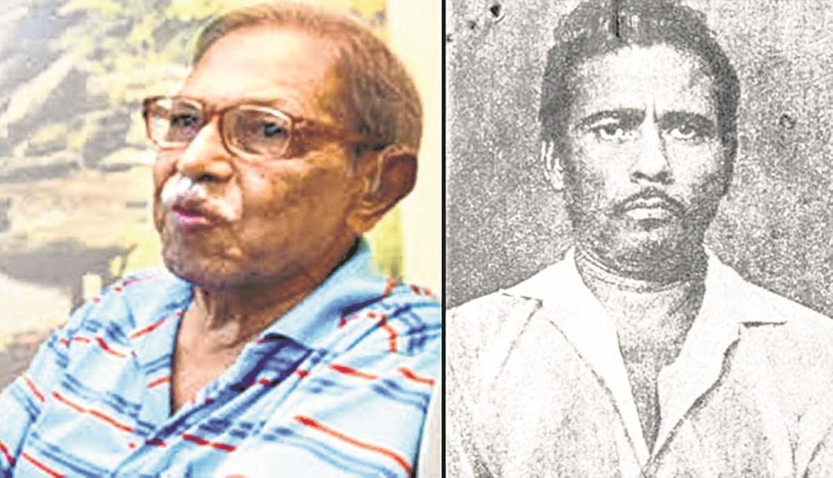 Alex Fialho (left), Raman Raghav (right)