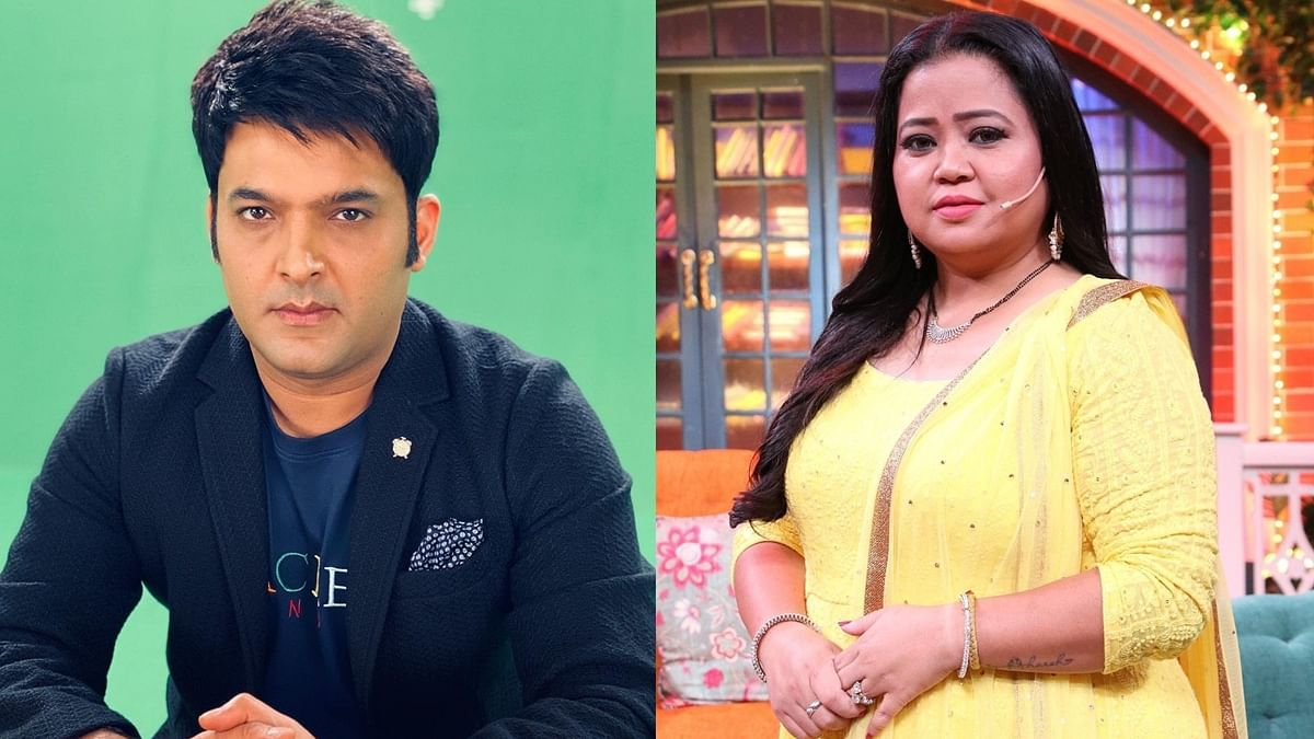 Kapil Sharma body shames Twitter user who said he'll also be arrested like Bharti Singh in a drug-related case