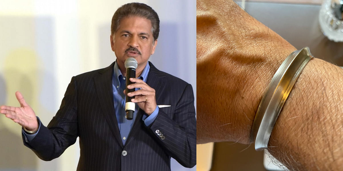 Anand Mahindra takes a trip down memory lane on Diwali,  shares secret behind his 'kada'