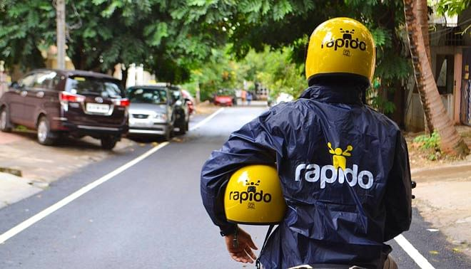 RTO flags red signal to Rapido bike service