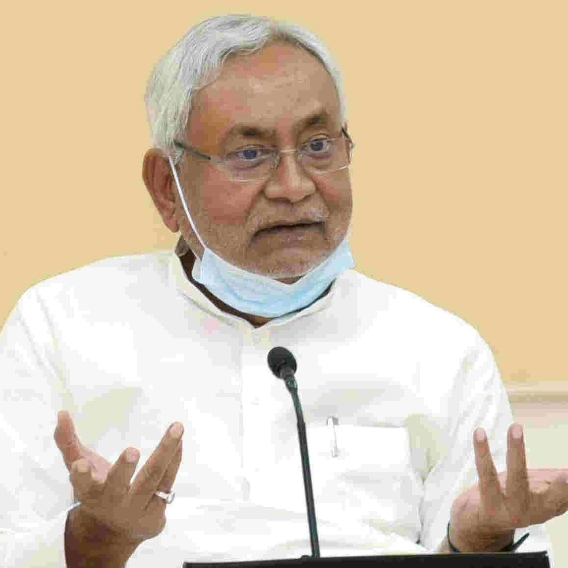Bihar: CM Nitish Kumar fulfils poll promise, state govt to bear cost of COVID-19 vaccination