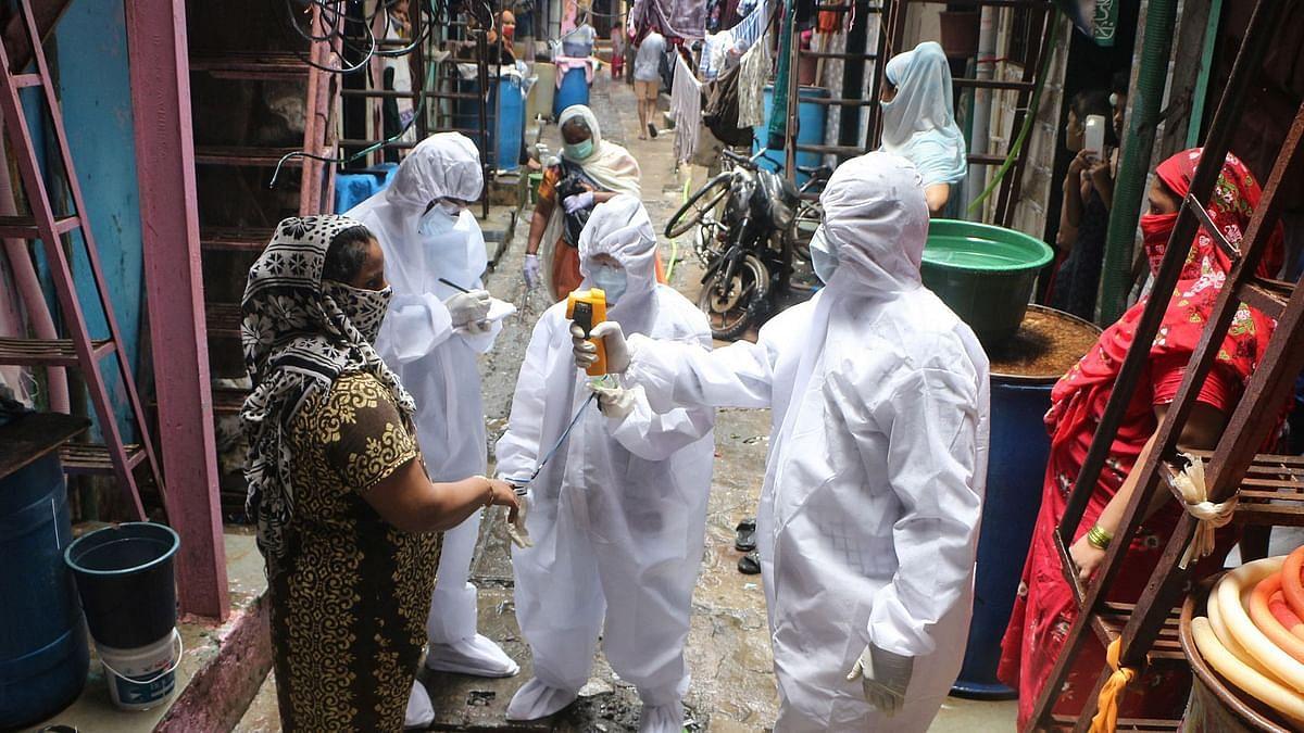 75% of Cuffe Parade slum residents developed anti-bodies