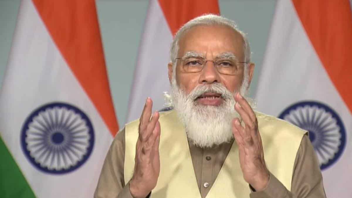 Reforms needed for development: PM Modi amid farmers' protest
