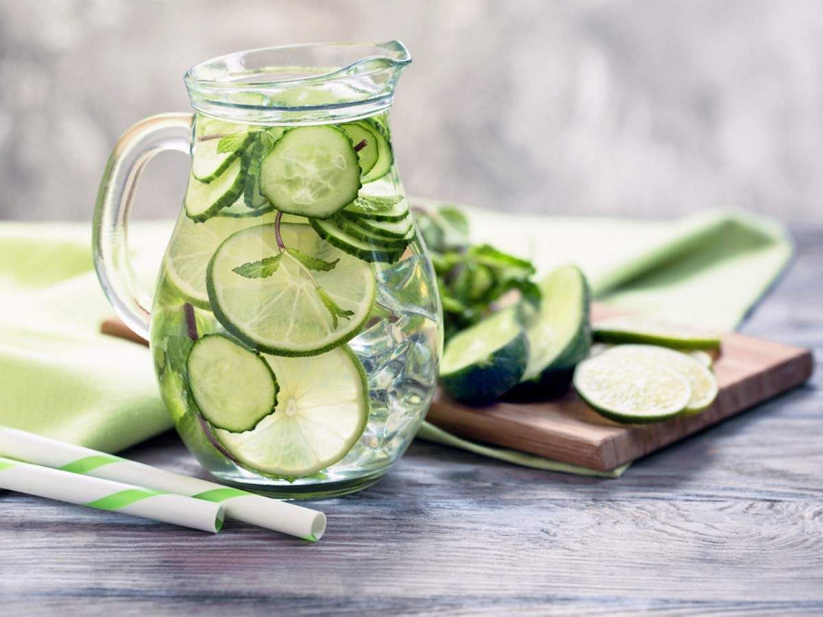 Say yes to cucumber water: Seven reasons why!