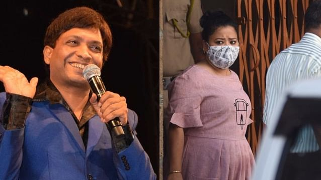 'People consume drugs to look cool and famous': Sunil Pal reacts to Bharti Singh's arrest by NCB