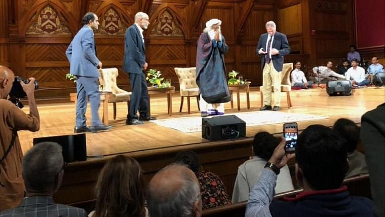 Harvard Medical School's BIDMC opens 'Sadhguru Center For A Conscious Planet' in US