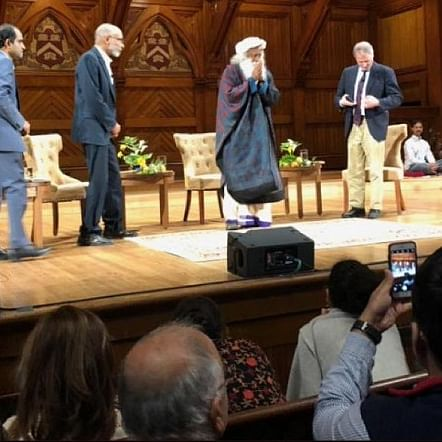 Harvard Medical School's BIDMC opens 'Sadhguru Center For A Conscious Planet' in US