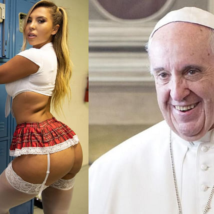 Vatican demands explanation after Pope Francis 'likes' Brazilian bikini model's Instagram picture