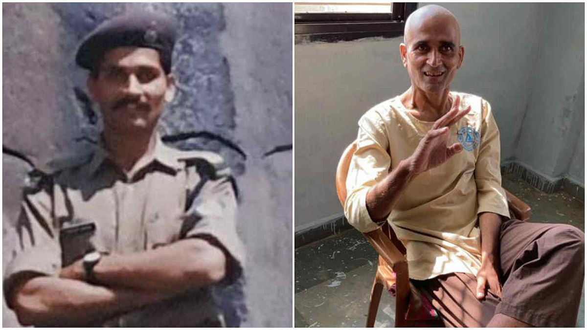 Watch: Missing for 15 years, MP cop found begging on Gwalior footpath by former colleagues