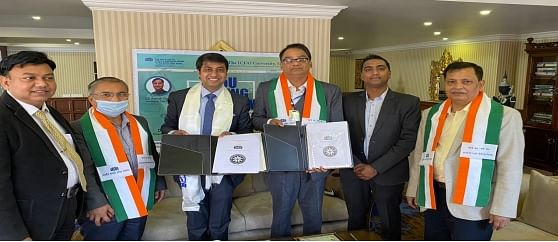 Institute of Company Secretaries of India signs Memorandum of Understanding for academic collaboration with Sikkim Manipal University, Sikkim & ICFAI University, Sikkim