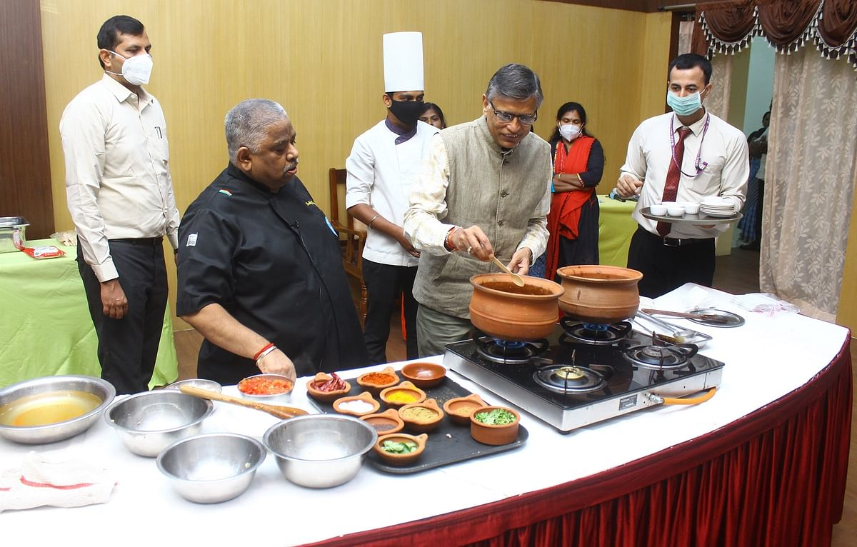 SRM celebrates International Chefs Day with focus on rural development
