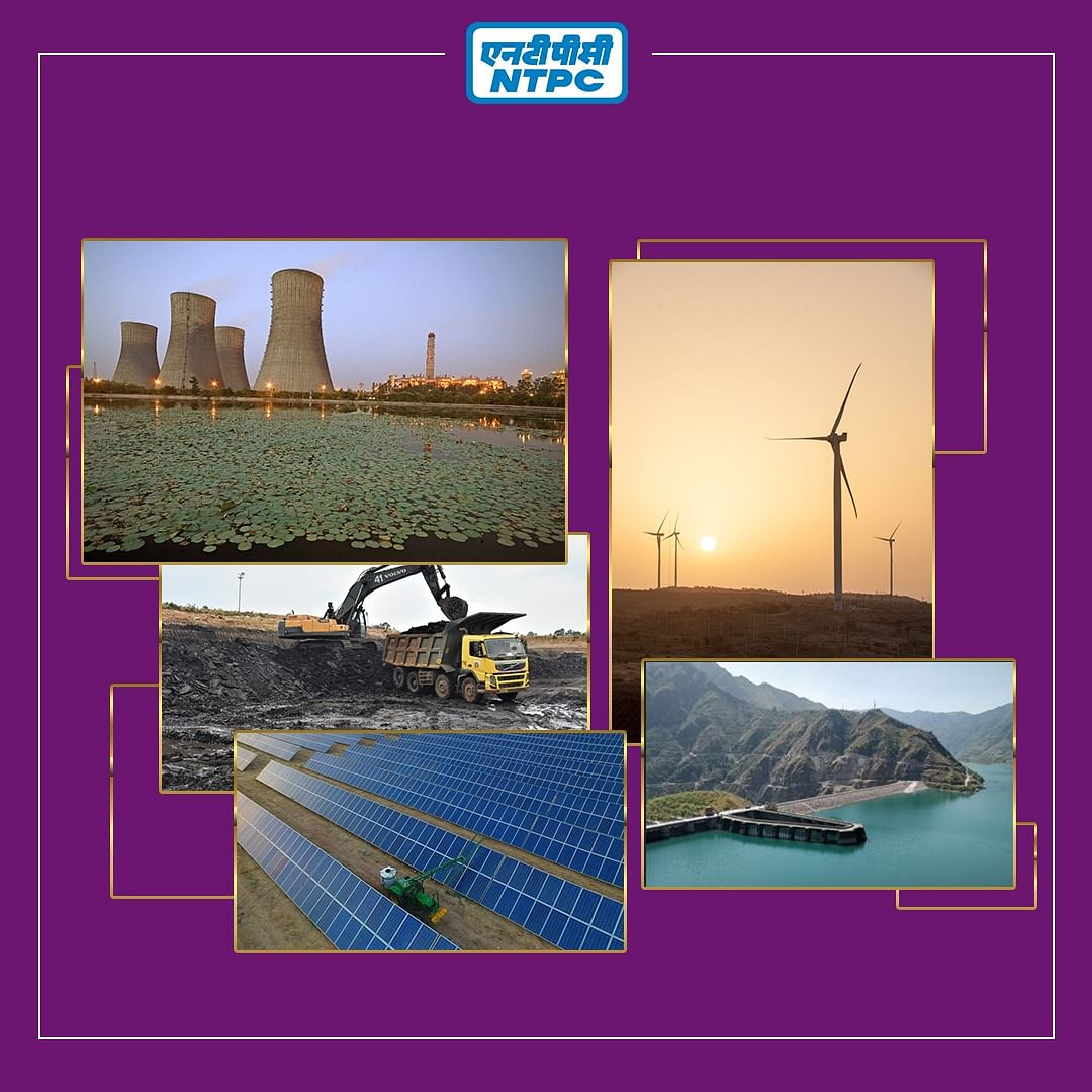NTPC fully geared to steer transformation in India's power sector