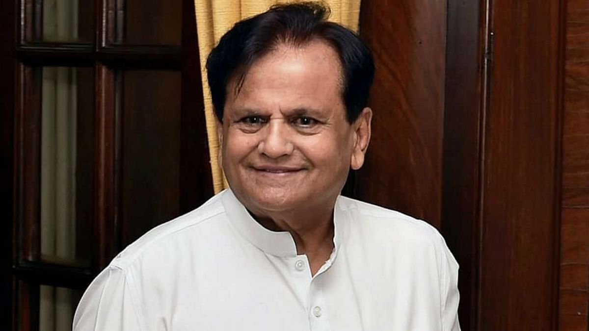 Congress ace man Friday Ahmed Patel no more